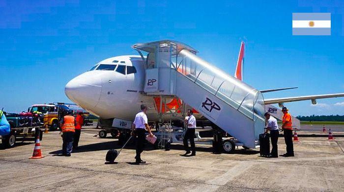 Aeroporto da Argentina IGR (Transfer)