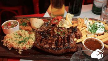 Jantar na Argentina