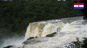 Salto Monday Paraguai
