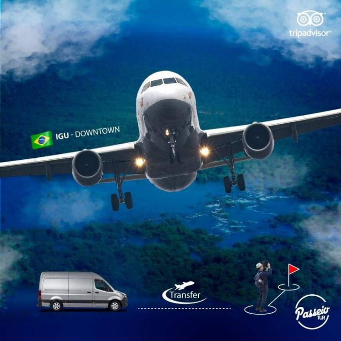 Aeroporto Foz do Iguaçu IGU (Transfer)