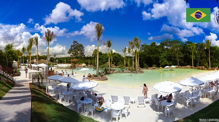Hotel Mabu Thermas Grand Resort (Transfer)