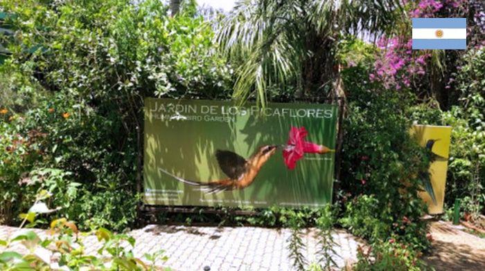 Jardim de Los PicaFlores