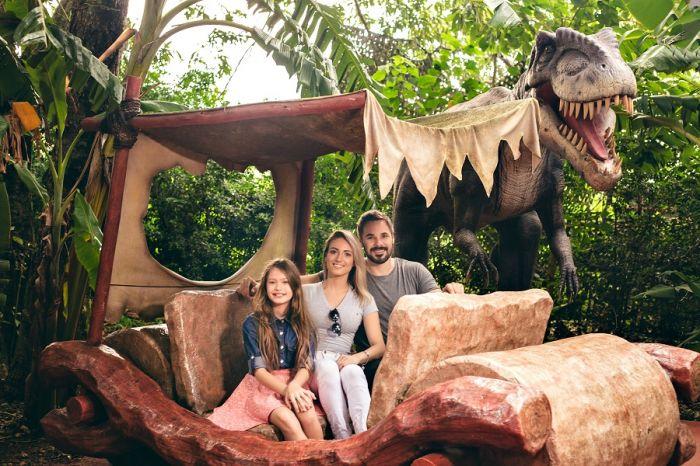 Ingresso  Vale dos Dinossauro