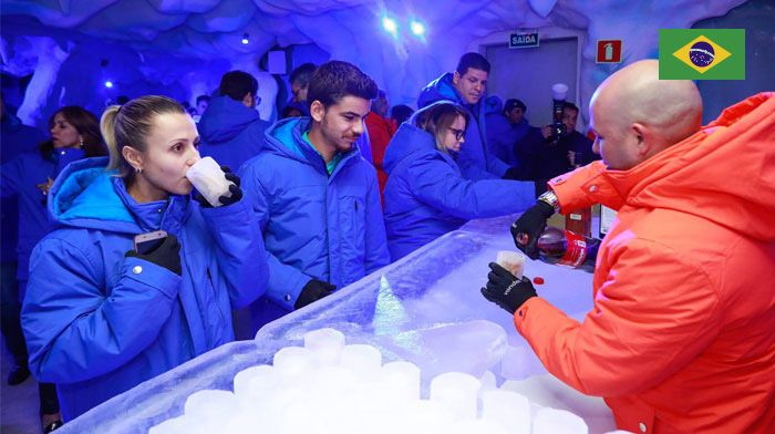 Ice Bar Dreams (Ingresso)